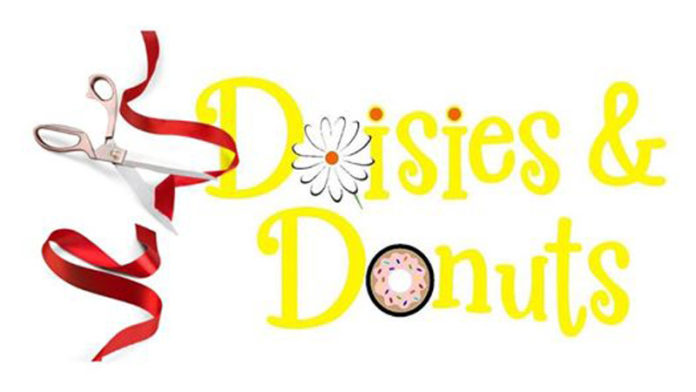 Daisies & Donuts bakery in Milan