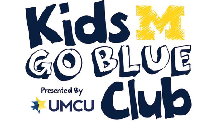 Kids Go Blue Club