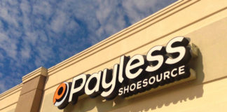 Payless ShoeSource closes all stores, including Ann Arbor/Ypsilanti.
