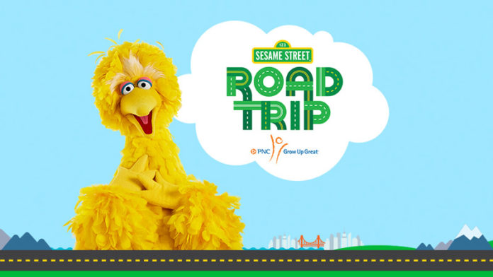 Sesame Street moves to Detroit for a day