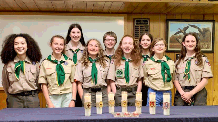 Boy Scouts of America offers year round opportunities