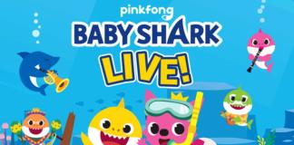 Baby Shark Live concert