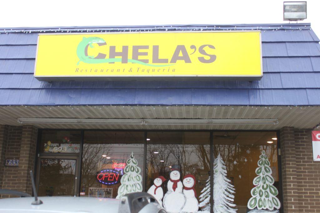 (Photo by Lori Maranville): Adrian and Lori Iraola own Chela's Restaurant & Taqueria in Ann Arbor and Dexter.