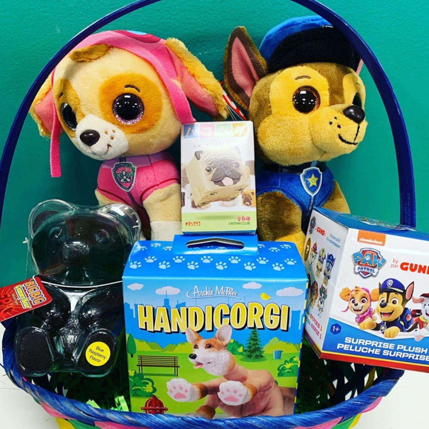 The Rocket in Ypsilanti is offering novelty gifts and candy through local and delivery and shipping for Easter. (Courtesy of The Rocket)