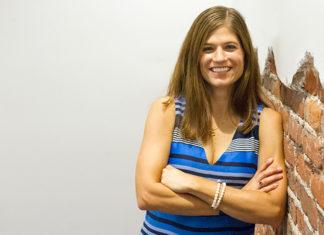 Heather Eckner, executive director of A2IDEAS Photo Credit: Eckner