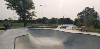 Ypsilanti Township Skatepark