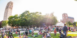 Ann Arbor Summer Festival A2SF