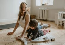Family Yin Yoga