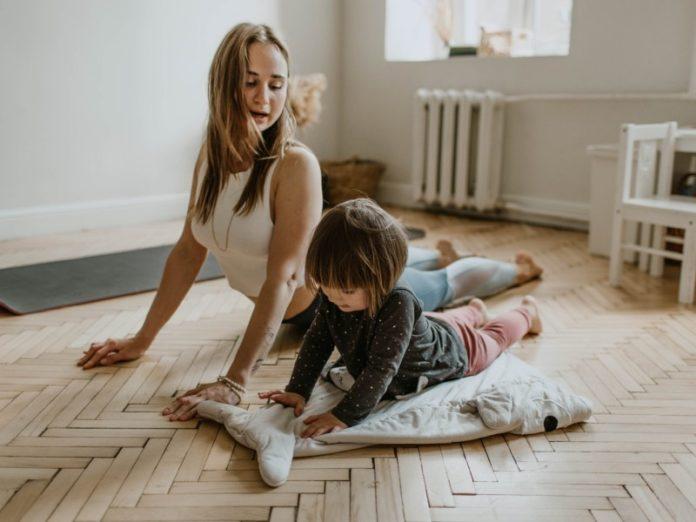 Family Yin Yoga