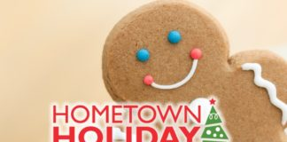 hometown holiday cafe