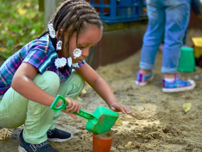 child led play
