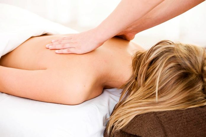 local massage