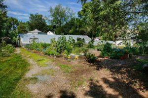 Dexter community garden